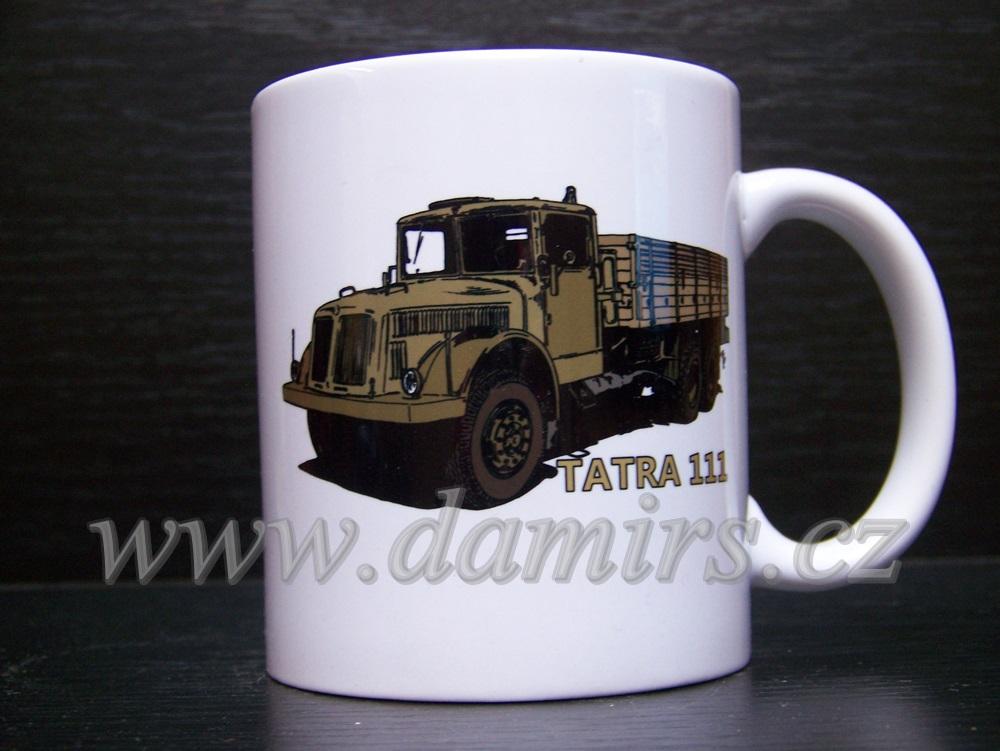 Hrnek s motivem Tatra 111