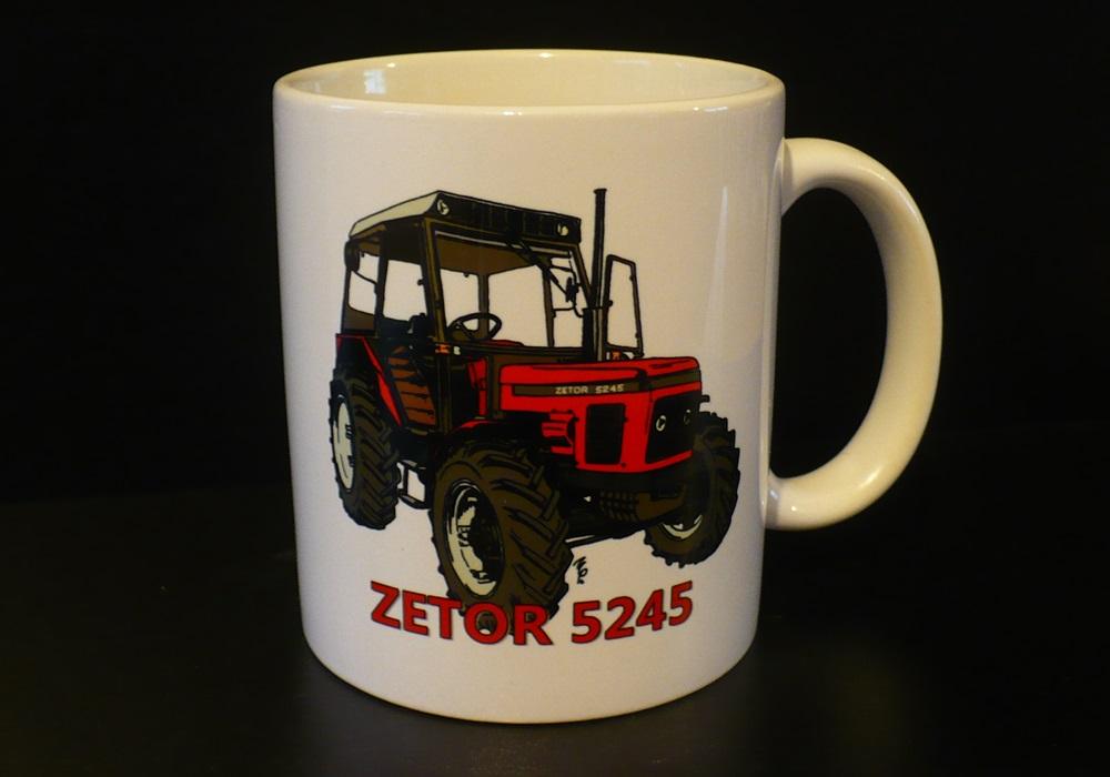 Hrnek s motivem Zetor 5245