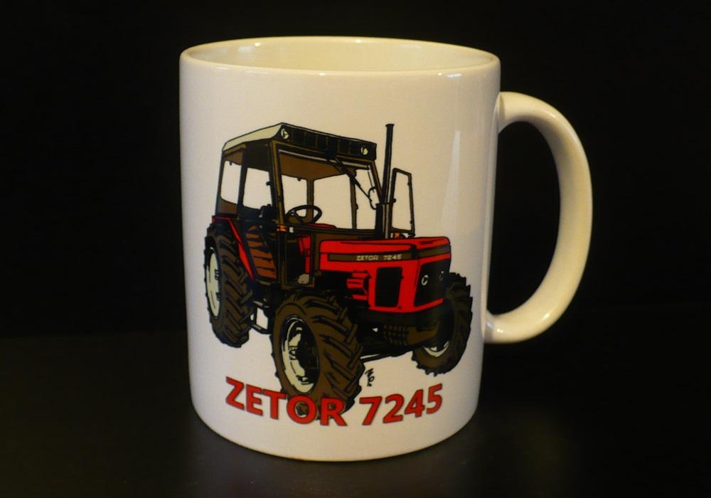 Hrnek s motivem Zetor 7245