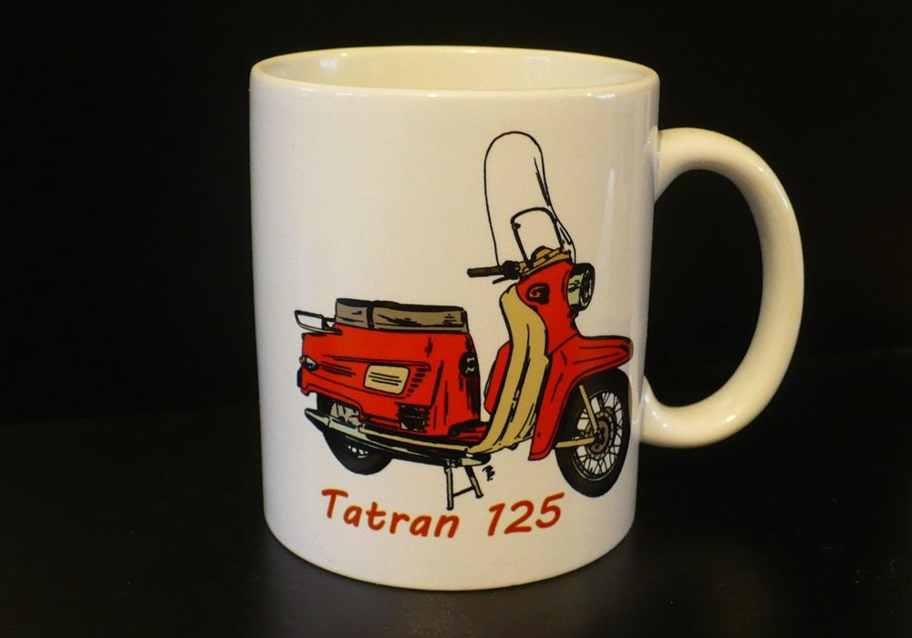 Hrnek s motivem Tatran 125