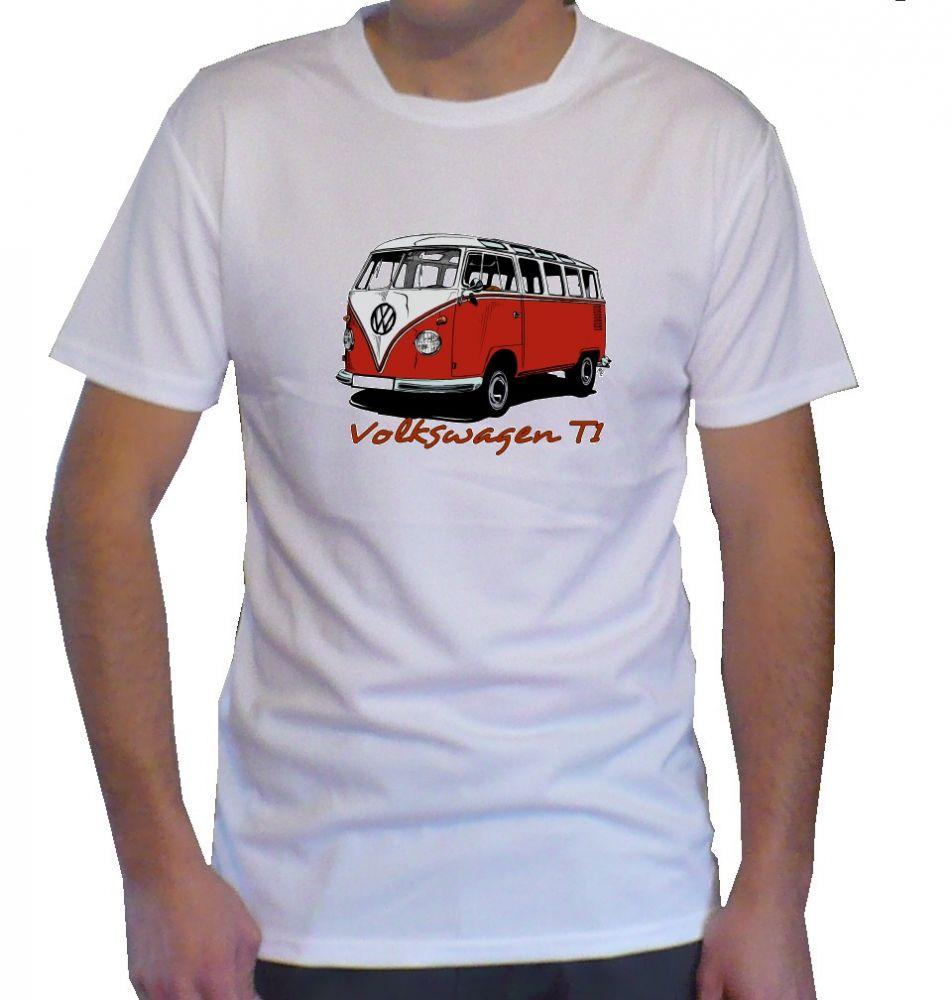 Triko s motivem Volkswagen t1
