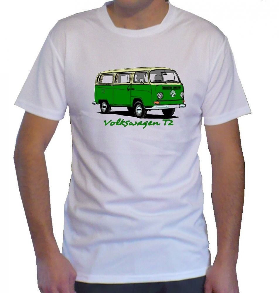 Triko s motivem Volkswagen t2
