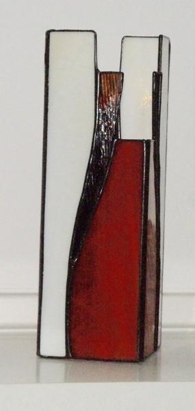 tiffany dekorace na kytku