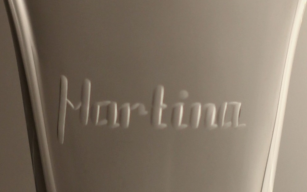 džbán na víno + skleničky na víno 6ks Klara 250 ml, ručně ryté (broušené) motiv bobule