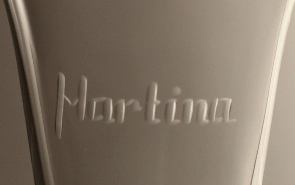 lahev na víno 1l, ručně rytá (broušená) motiv korale, dárek pro muže i ženu