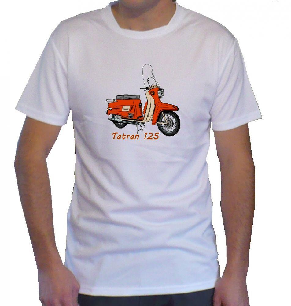 Triko s motivem Tatran 125