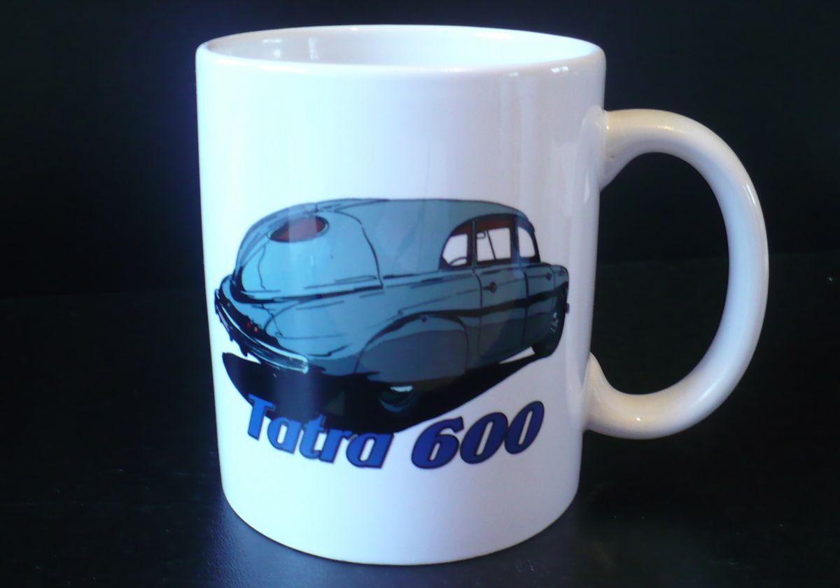 Hrnek s motivem Tatra 600