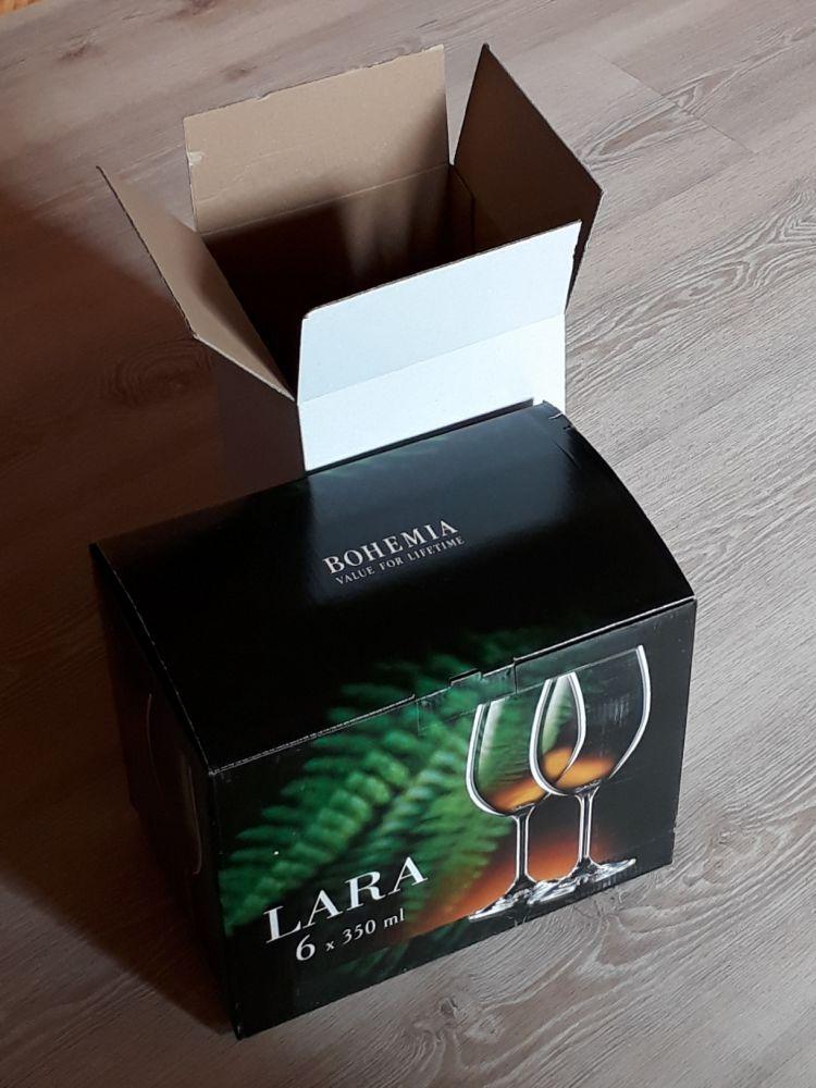 džbán na víno 1,5l + 6ks skleniček Lara 350 ml s rytinou bobule, dárek k narozeninám
