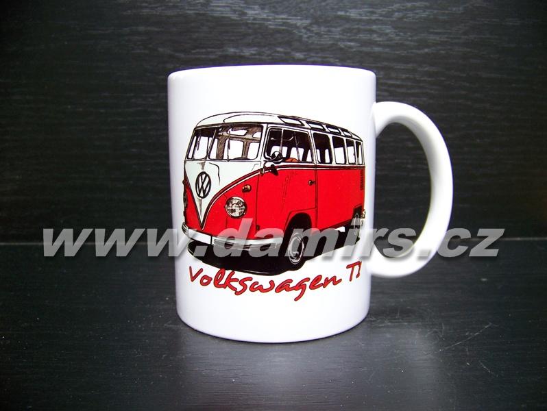 Hrnek s motivem Volkswagen t1