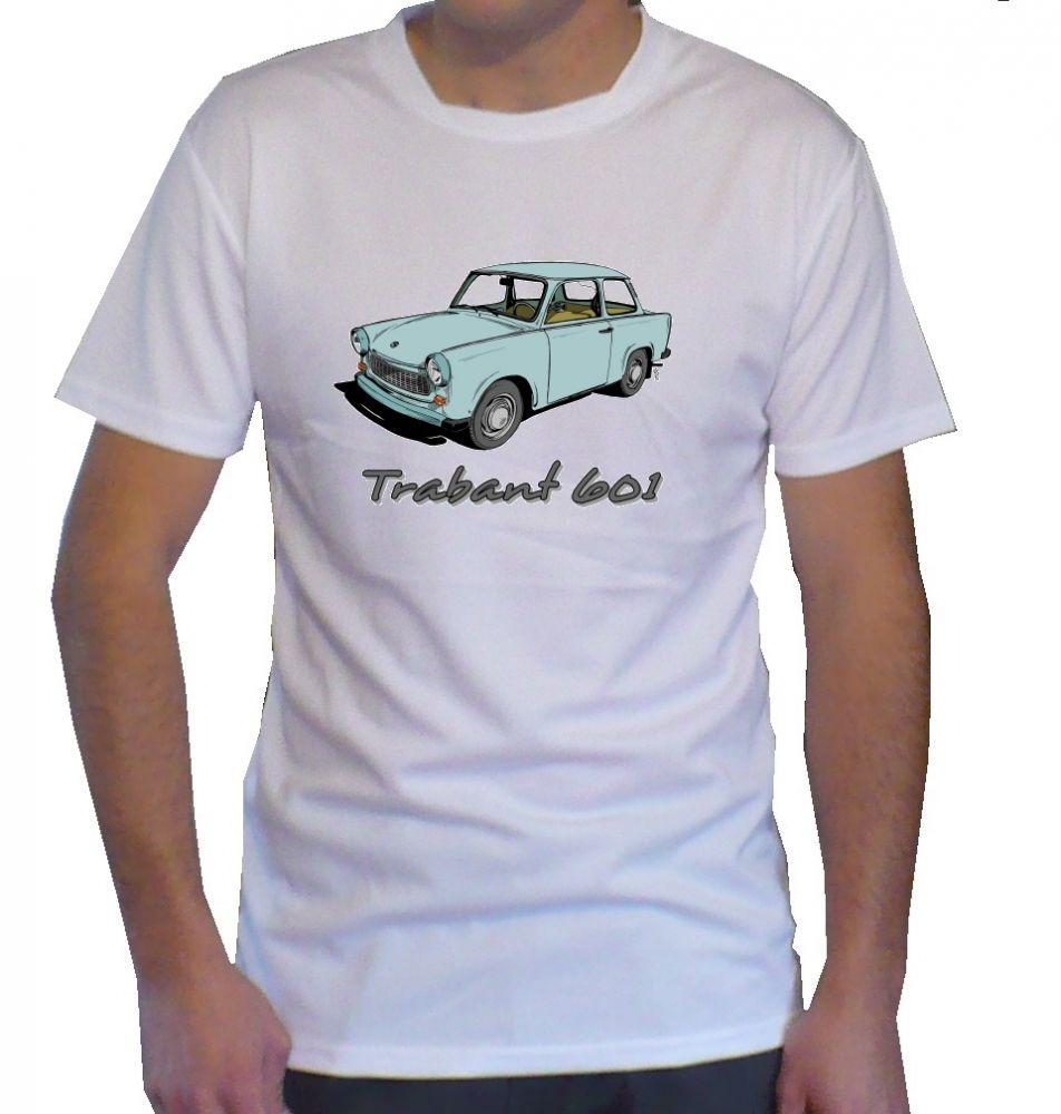 Triko s motivem Trabant 601