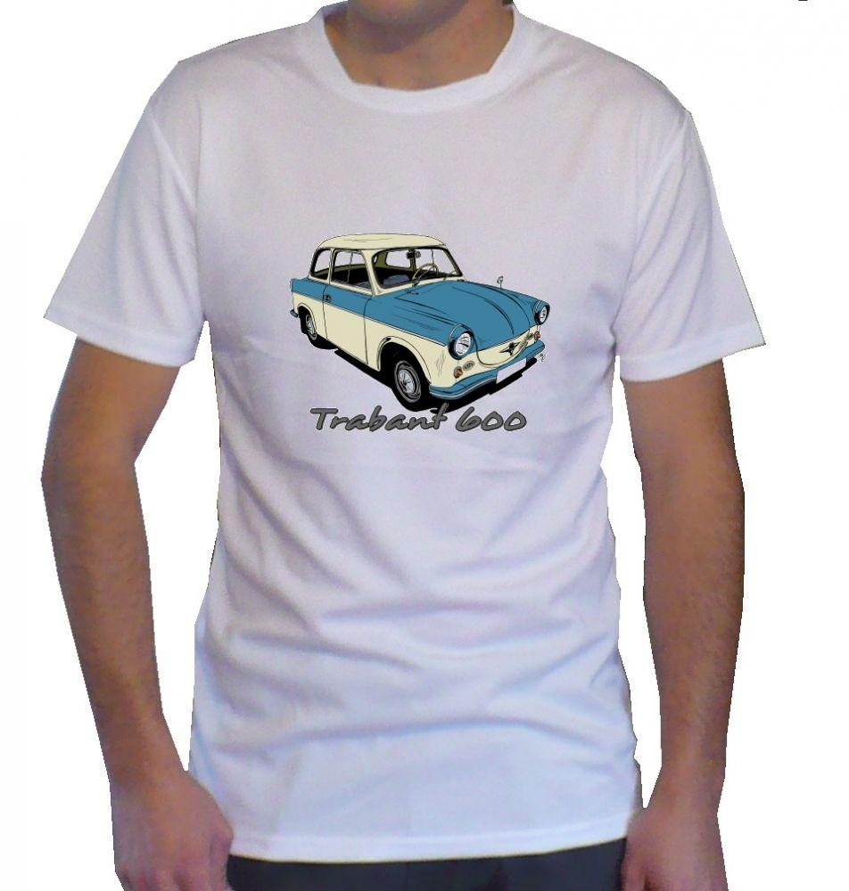 Triko s motivem Trabant 600