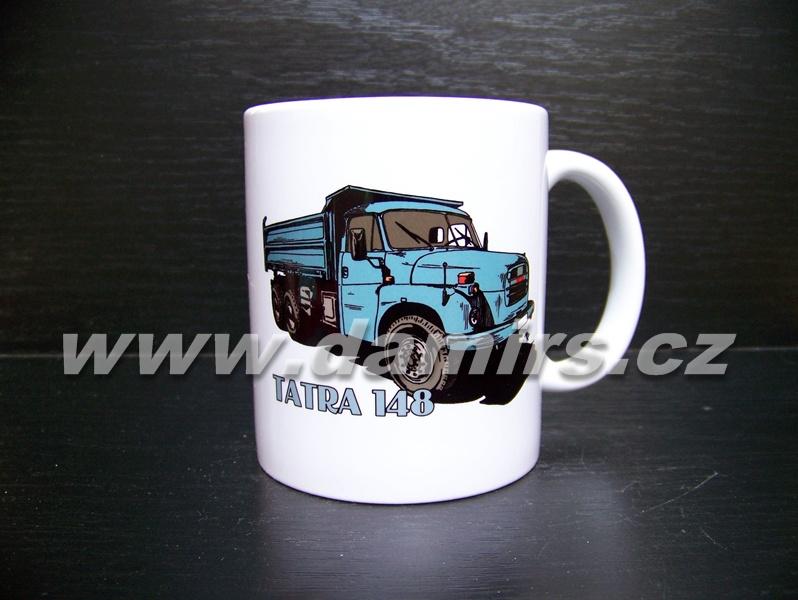 hrnek s motivem Tatra 148